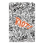 Paramore Is An American Rock Band Shower Curtain 48  x 72  (Small)  42.18 x64.8 Curtain