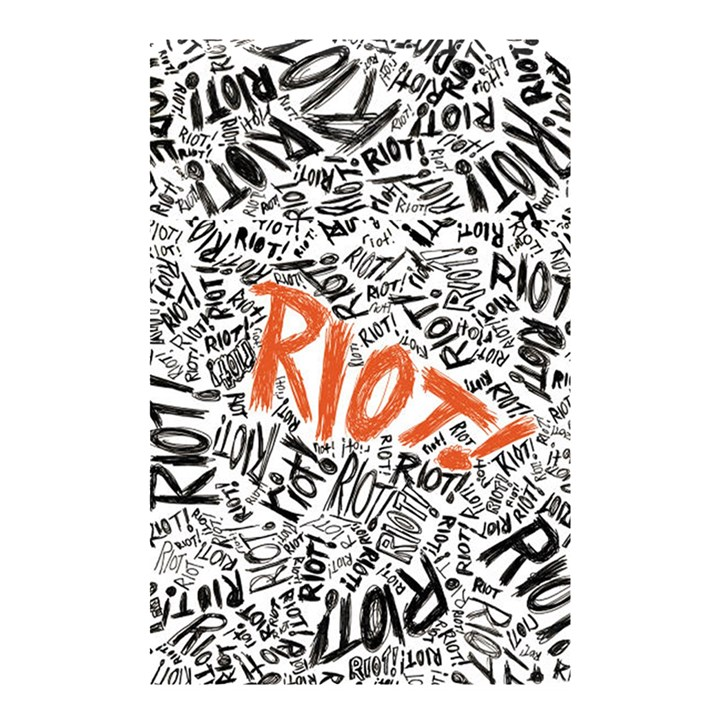 Paramore Is An American Rock Band Shower Curtain 48  x 72  (Small)