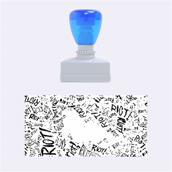 Paramore Is An American Rock Band Rubber Stamps (Medium)