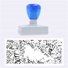 Paramore Is An American Rock Band Rubber Stamps (Large)