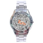 Paramore Is An American Rock Band Stainless Steel Analogue Watch Front