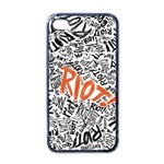 Paramore Is An American Rock Band Apple iPhone 4 Case (Black) Front