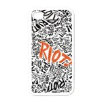 Paramore Is An American Rock Band Apple iPhone 4 Case (White) Front
