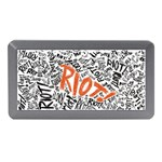 Paramore Is An American Rock Band Memory Card Reader (Mini) Front