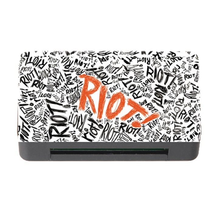 Paramore Is An American Rock Band Memory Card Reader with CF