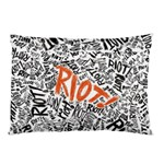 Paramore Is An American Rock Band Pillow Case (Two Sides) Back