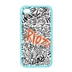 Paramore Is An American Rock Band Apple iPhone 4 Case (Color)