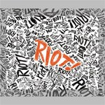 Paramore Is An American Rock Band Deluxe Canvas 20  x 16   20  x 16  x 1.5  Stretched Canvas