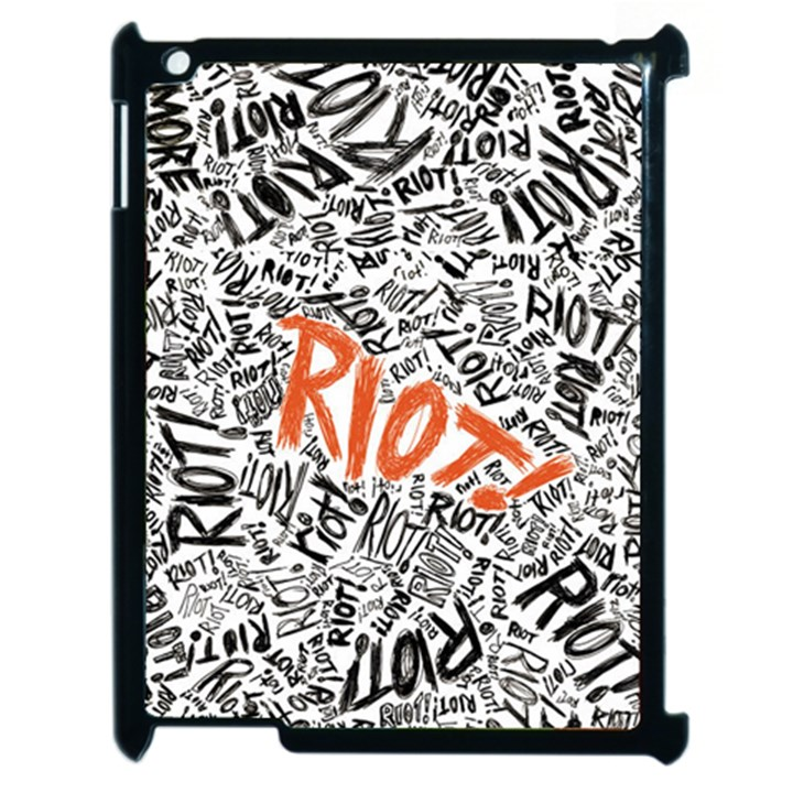 Paramore Is An American Rock Band Apple iPad 2 Case (Black)