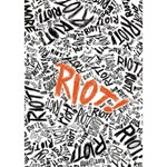 Paramore Is An American Rock Band BOY 3D Greeting Card (7x5) Inside