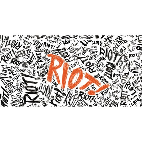 Paramore Is An American Rock Band YOU ARE INVITED 3D Greeting Card (8x4)