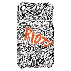 Paramore Is An American Rock Band Apple iPhone 3G/3GS Hardshell Case