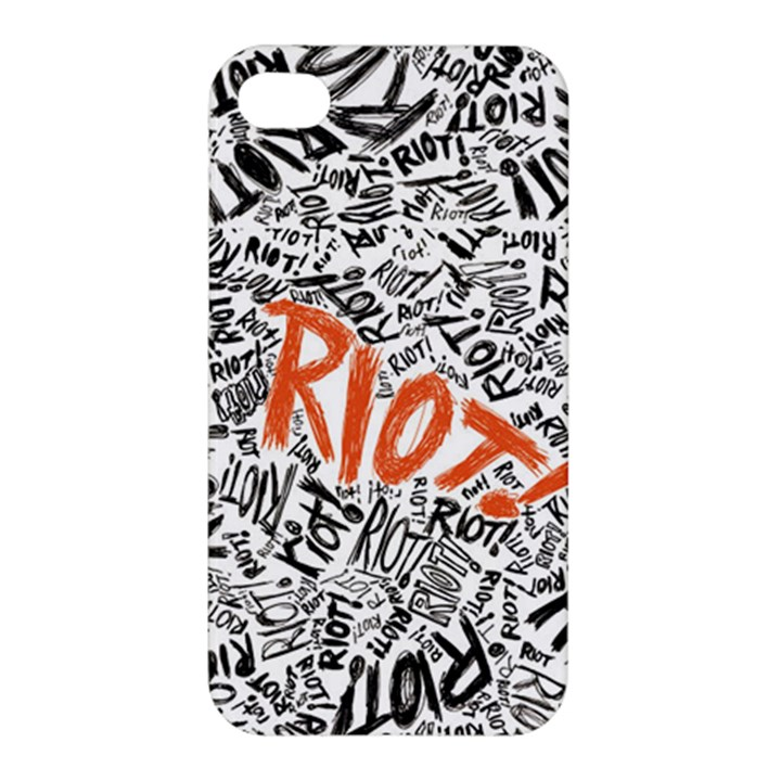 Paramore Is An American Rock Band Apple iPhone 4/4S Hardshell Case