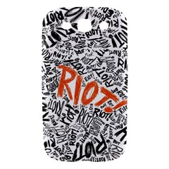 Paramore Is An American Rock Band Samsung Galaxy S III Hardshell Case