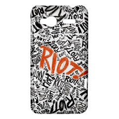 Paramore Is An American Rock Band HTC Radar Hardshell Case
