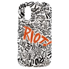 Paramore Is An American Rock Band HTC Amaze 4G Hardshell Case