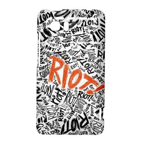 Paramore Is An American Rock Band HTC Vivid / Raider 4G Hardshell Case
