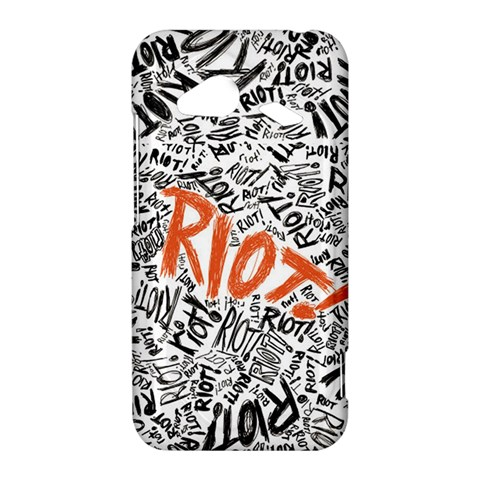 Paramore Is An American Rock Band HTC Droid Incredible 4G LTE Hardshell Case
