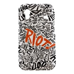 Paramore Is An American Rock Band Samsung Galaxy Ace S5830 Hardshell Case