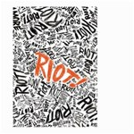 Paramore Is An American Rock Band Large Garden Flag (Two Sides) Front