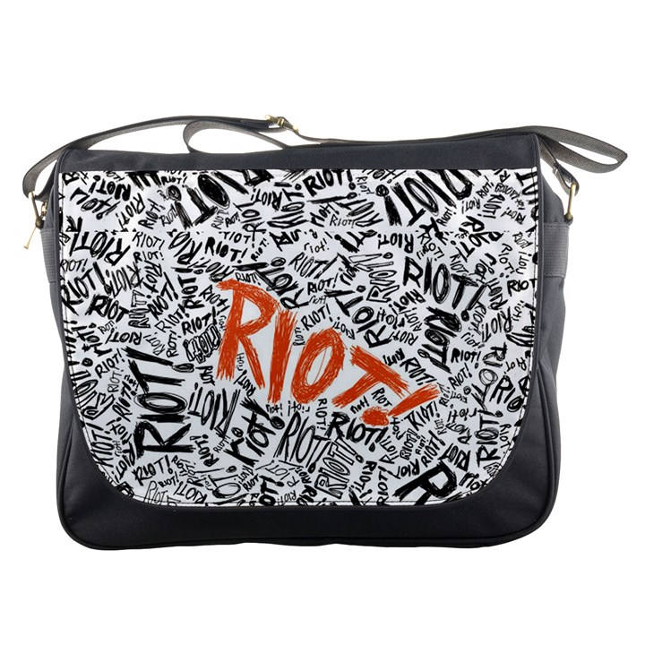 Paramore Is An American Rock Band Messenger Bags