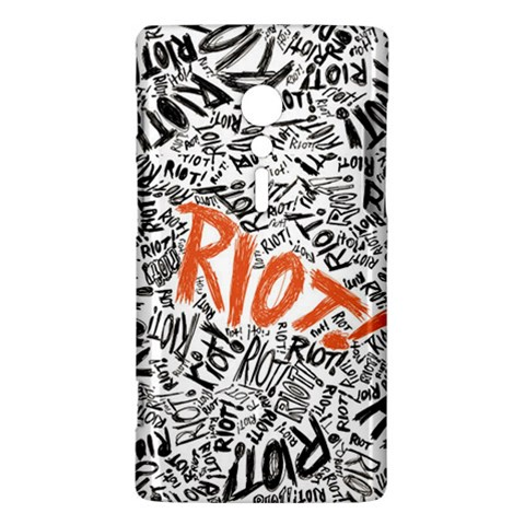 Paramore Is An American Rock Band Sony Xperia ion