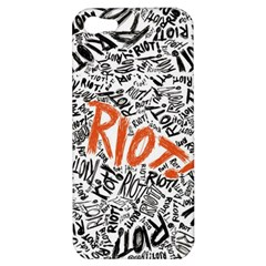 Paramore Is An American Rock Band Apple Iphone 5 Hardshell Case