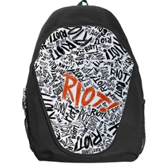 Paramore Is An American Rock Band Backpack Bag