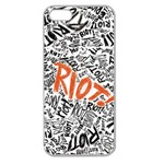 Paramore Is An American Rock Band Apple Seamless iPhone 5 Case (Clear) Front