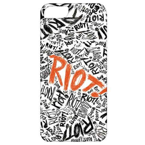 Paramore Is An American Rock Band Apple iPhone 5 Classic Hardshell Case