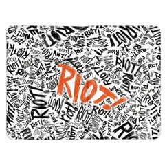 Paramore Is An American Rock Band Kindle Fire (1st Gen) Flip Case