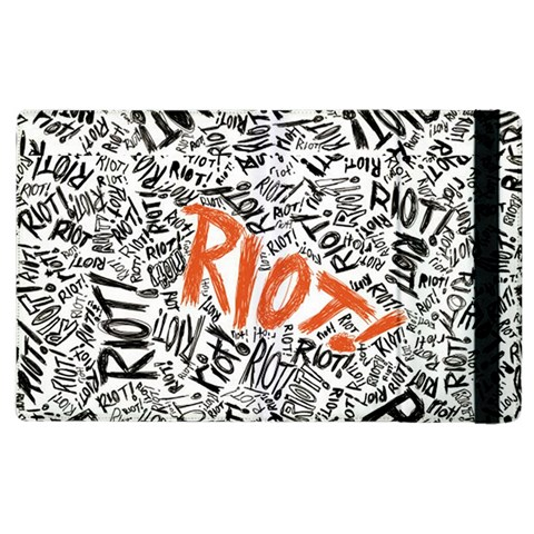 Paramore Is An American Rock Band Apple iPad 2 Flip Case
