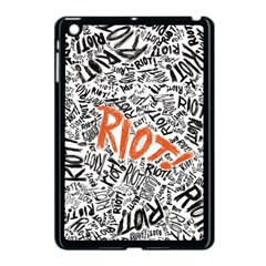 Paramore Is An American Rock Band Apple iPad Mini Case (Black)