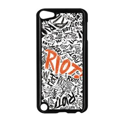 Paramore Is An American Rock Band Apple iPod Touch 5 Case (Black)