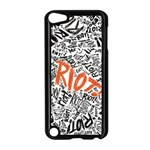 Paramore Is An American Rock Band Apple iPod Touch 5 Case (Black) Front