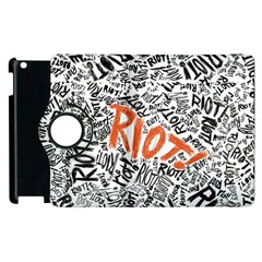 Paramore Is An American Rock Band Apple iPad 3/4 Flip 360 Case