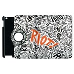 Paramore Is An American Rock Band Apple iPad 3/4 Flip 360 Case Front