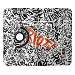 Paramore Is An American Rock Band Samsung Galaxy Note II Flip 360 Case