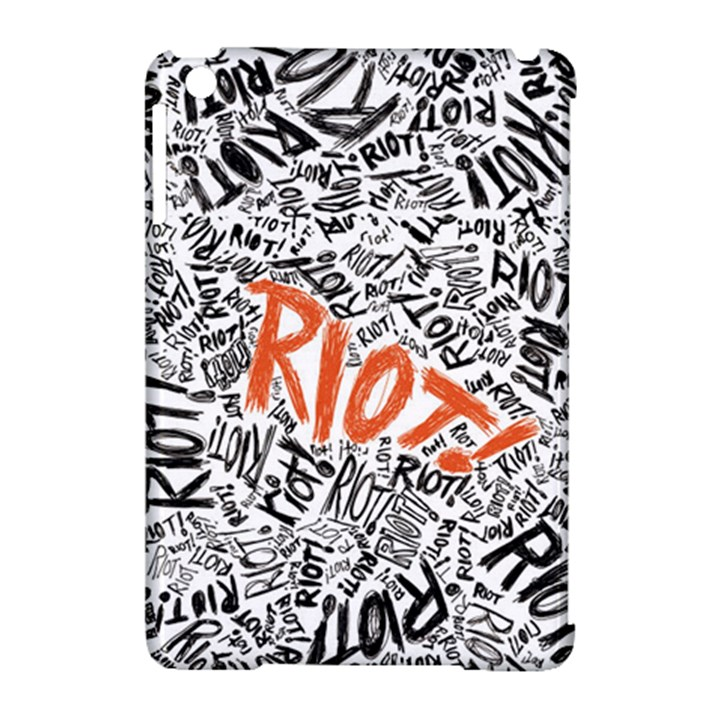 Paramore Is An American Rock Band Apple iPad Mini Hardshell Case (Compatible with Smart Cover)