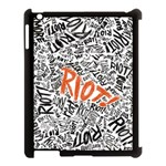 Paramore Is An American Rock Band Apple iPad 3/4 Case (Black) Front