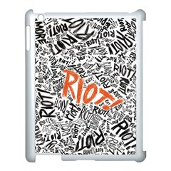 Paramore Is An American Rock Band Apple iPad 3/4 Case (White)