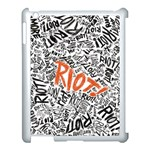 Paramore Is An American Rock Band Apple iPad 3/4 Case (White) Front