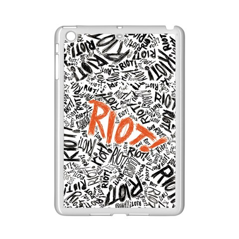 Paramore Is An American Rock Band iPad Mini 2 Enamel Coated Cases