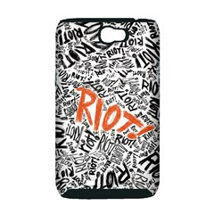 Paramore Is An American Rock Band Samsung Galaxy Note 2 Hardshell Case (PC+Silicone)