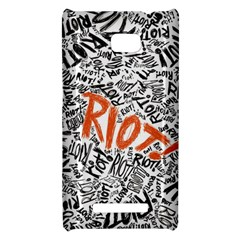 Paramore Is An American Rock Band HTC 8X