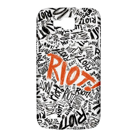 Paramore Is An American Rock Band Samsung Galaxy Premier I9260 Hardshell Case