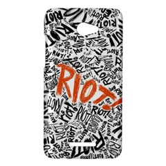Paramore Is An American Rock Band HTC Butterfly X920E Hardshell Case