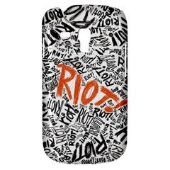 Paramore Is An American Rock Band Samsung Galaxy S3 Mini I8190 Hardshell Case