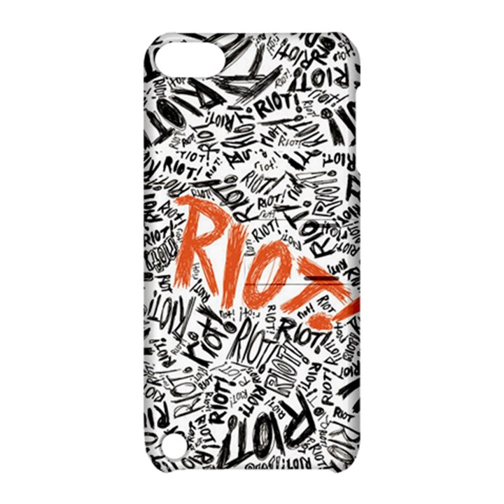 Paramore Is An American Rock Band Apple iPod Touch 5 Hardshell Case with Stand