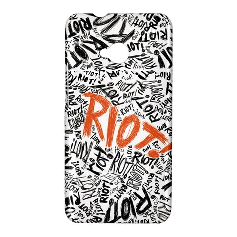 Paramore Is An American Rock Band HTC One M7 Hardshell Case